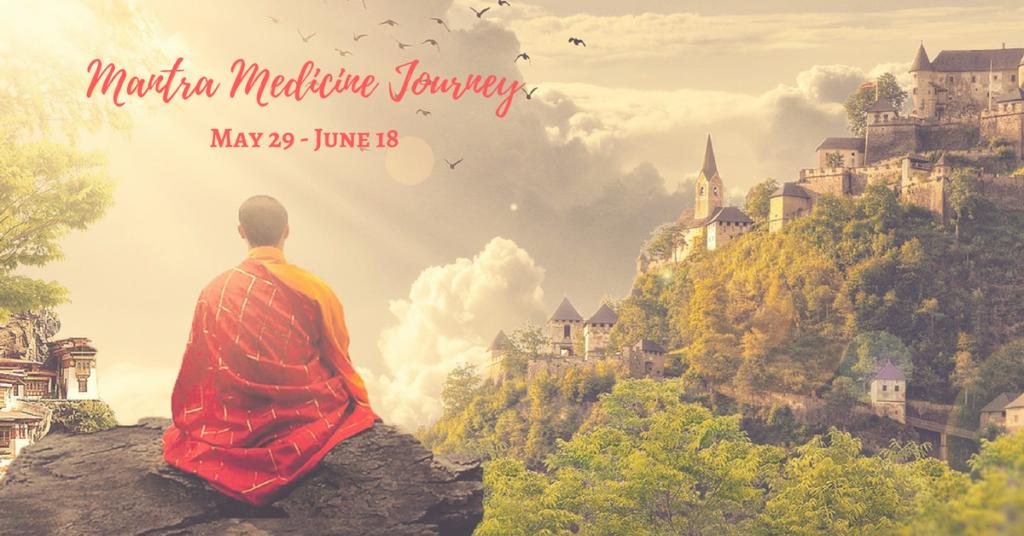 Mantra Medicine Journey | Angela Blueskies